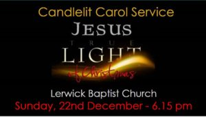 Carols by Candlelight Service