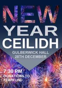 Gulberwick Hall Ceilidh