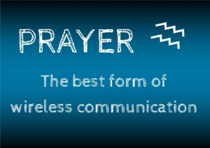 National Day of Prayer - Sunday 22nd March