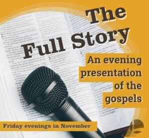 The Full Story - Evening Readings